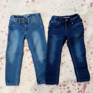 4T Jeans - Set of 2